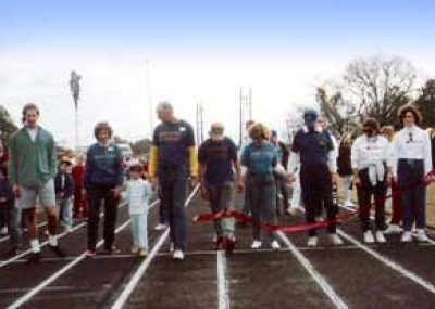 The first BIC fundraising event, the Walkathon, was held January 1990.